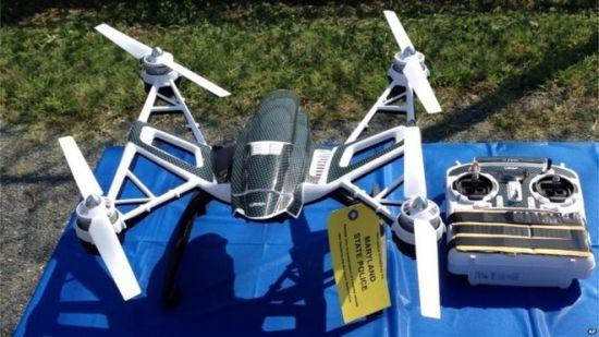 Drone smokkel