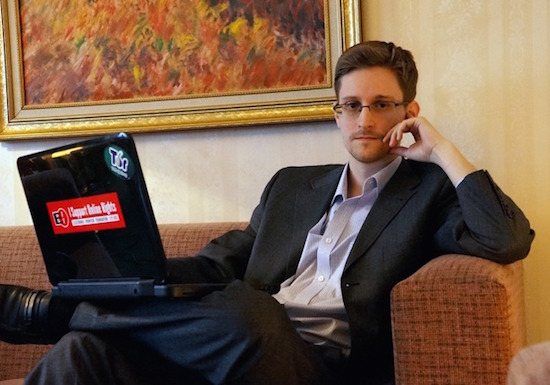 Edward Snowden: iPhone bevat spyware