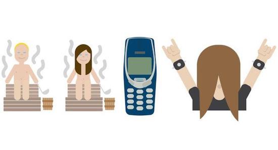 Eindelijk! De Nokia 3310 wordt een emoji