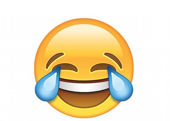 Het woord van het jaar is een emoji