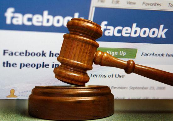 Facebook Rechtszaak
