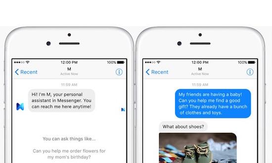 Facebook heeft zojuist een concurrent voor Siri gelanceerd
