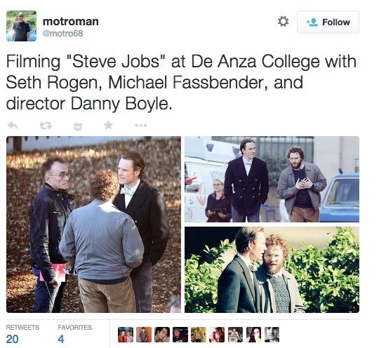 Hier lopen de nieuwe Steve Jobs en Steve Wozniak