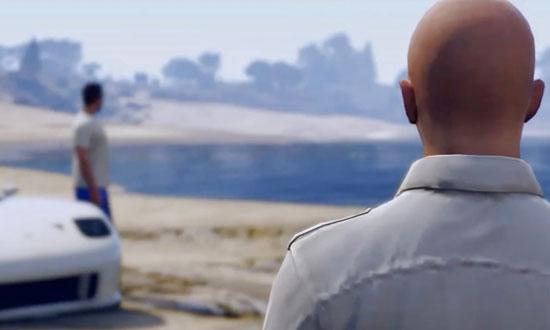 GTA V-speler speelt afscheid Paul Walker in Furious 7 na