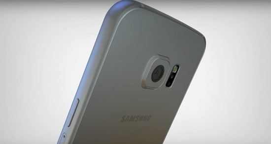 Galaxy S7 achter