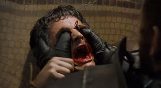 Game of thrones kill