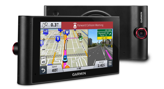 Garmin nüviCam: navigatie en dashcam in één