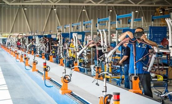 Gazelle fietsfabriek