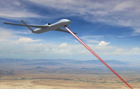 General Atomics Laser