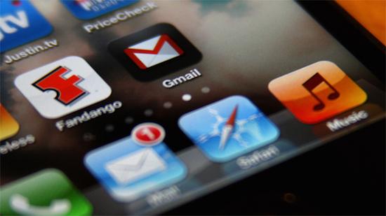 Gmail krijgt eindelijk ios8 update
