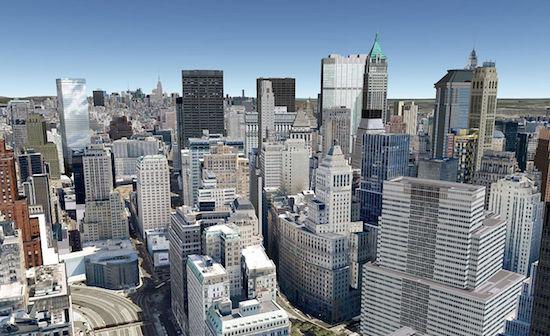 Google Earth Pro is voortaan gratis
