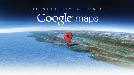 Google Maps dimension