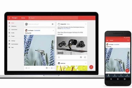 Google wil Google+ maar niet laten sterven