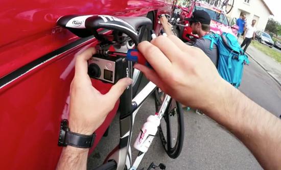 GoPro brengt de Tour dichterbij dan ooit