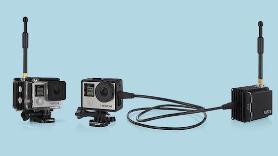 GoPro laat gebruikers live streamen
