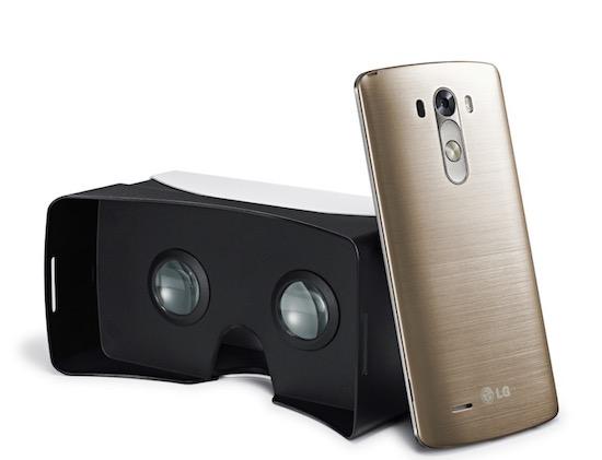 Gratis virtual reality-bril van LG