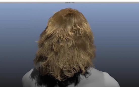 Met HairWorks 1.1 zien haren er realistischer uit dan ooit