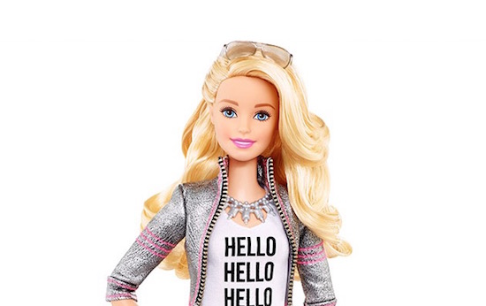 Barbie krijgt wifi en praat straks tegen je dochter