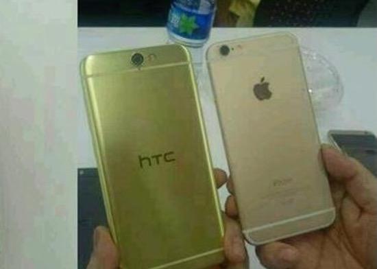HTC heeft besloten iPhone-klonen te gaan maken