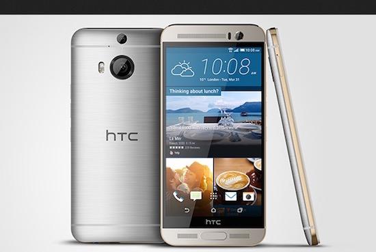 Dit betaal je in Nederland voor de HTC One M9 Plus