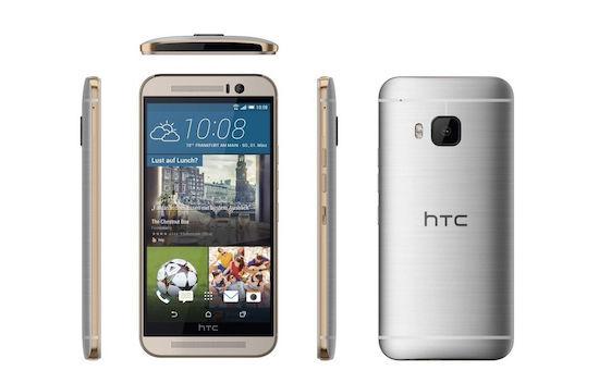 HTC One M9 vanaf eind maart in Nederland te koop