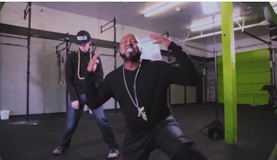 OMG. HTC heeft een rapvideo gemaakt