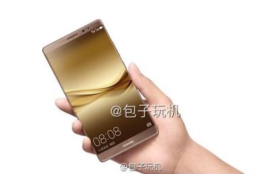 Dit is de Huawei Mate 8: een nieuwe 6-inch Android-topper