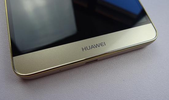 Een Huawei telefoon