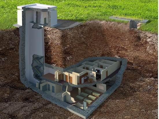 Georgia Bunker
