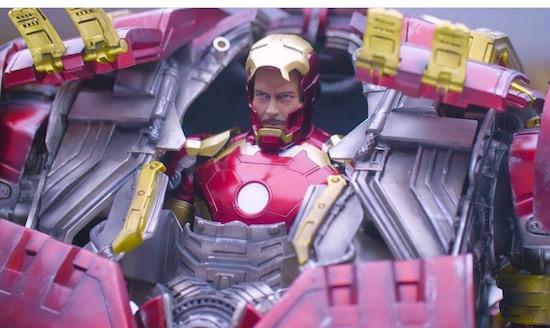 Hulkbuster met Iron Man ziet er angstaanjagend realistisch uit