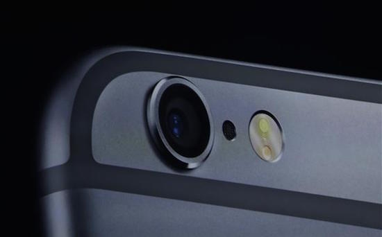 Apple verzint een camera met drie sensoren
