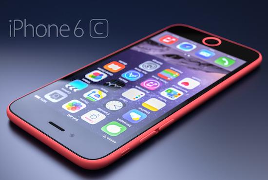iPhone 6C: dit zou hem kunnen zijn