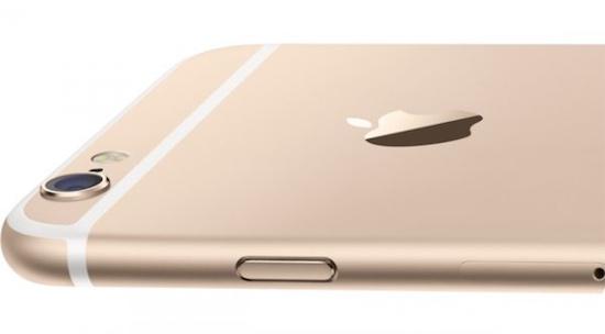 iPhone 6S Rosegoud