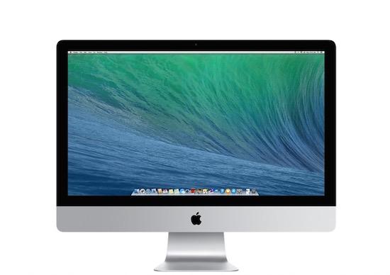 Apple komt later dit jaar met nieuwe iMacs
