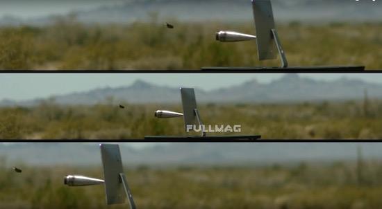 Interessant! 5K iMac versus anti-tankkanon
