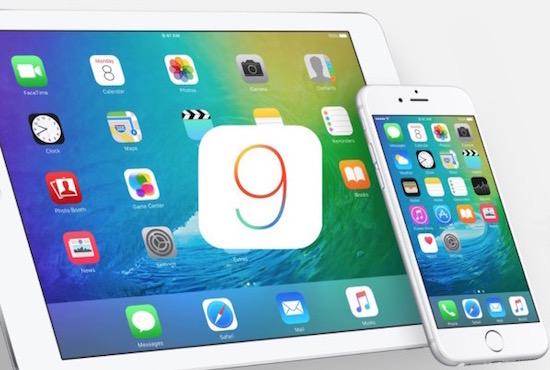 Deze update voor iOS 9 lost het internetprobleem op