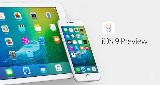 Met iOS 9 heb je nooit meer sloom internet