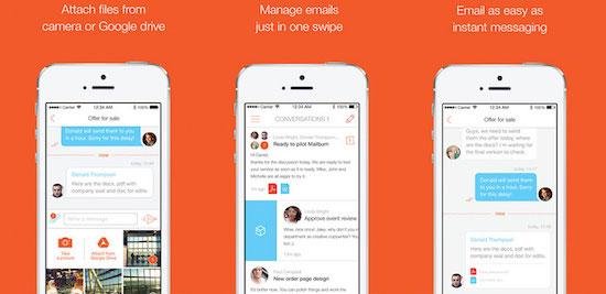 Mailburn maakt het versturen van mailtjes nog sneller