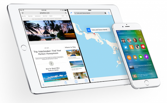 iOS 9 beta downgraden naar iOS 8.3