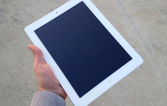 Kind jat iPad van ander kind, wordt door moeder naar politiebureau gebracht