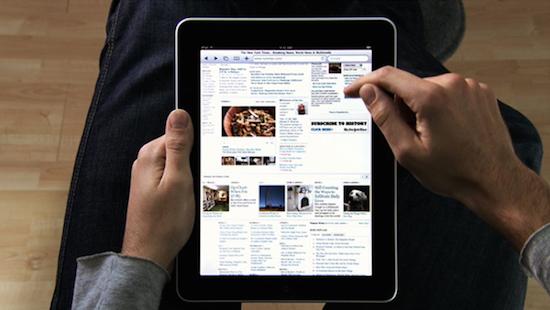 iPad Pro mogelijk onthuld op Apple Event