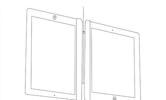 Apple wil van twee iPads één laptop maken