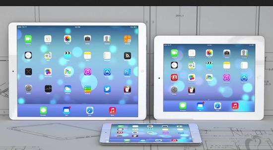 De grotere iPad is opnieuw uitgesteld