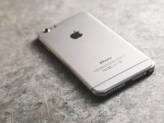 Verkoop iPhone 6S valt terug