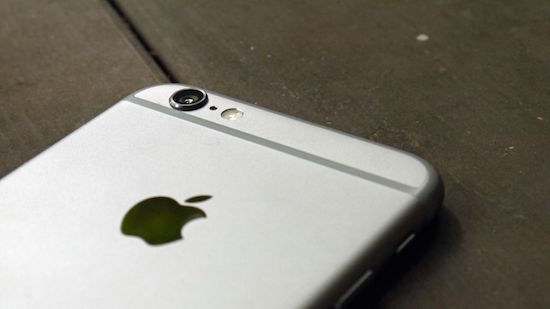 Nieuwe iphone houdt zelfde camera