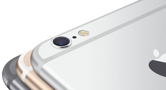 De antennebanden van de iPhone 6