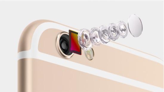 iPhone 6s krijgt een 12 megapixel camera