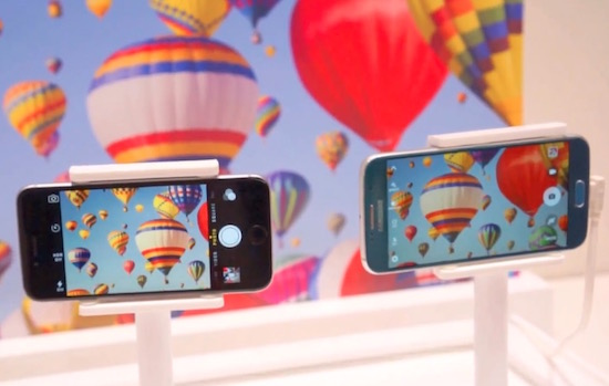 iPhone 6 vs Samsung Galaxy S6: welke camera is beter?