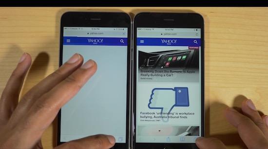 Het verschil dat 2GB RAM in de iPhone 6s maakt