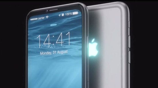 Conceptvideo iPhone 7